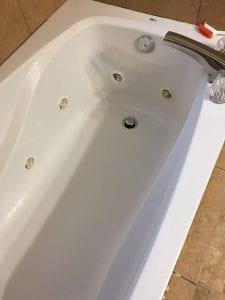 Deep Clean 2 Deep Tub