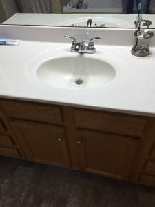 Deep Clean 2 Sink