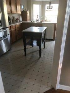 Deep House Clean Kitchen Far