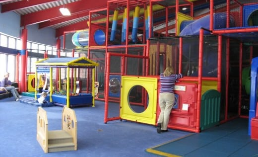 Eagles Nest Indoor Playground 922510 Abseco Cleaning Services